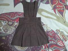 キッズMINI BATSU ジャンパースカート 120�p