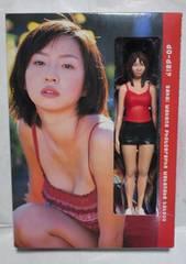 酒井若菜 サイン入りフィギュア付き写真集