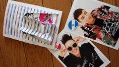 BIGBANG fcVIP JAPAN特典photoカフレーム☆