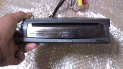 ★現行型★ アルパイン DVE-5207 DVDプレーヤー