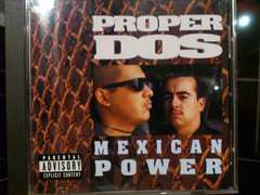 G-LUV誌掲載!Proper Dos / Mexican Power