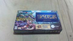 【新品3DS】NEW 3DSLL本体 モンハンクロス狩猟生活パック