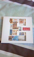 ZONEの2枚組ベスト盤(^^)