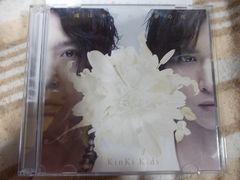 新品同様KinKiKids道は手ずから夢の花 限定盤CD、DVD