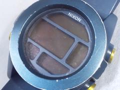 2602復活祭★Nixonニクソン☆ビックフェイスTHEUNIT多種機能搭載モデル