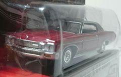aw/'70Chevy�V�{���[ Impala�C���p�� Custom Coupe�� 1/64