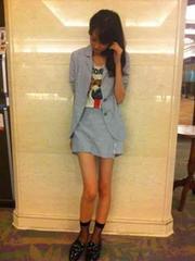 未使用◆桐谷美玲さん着 bonica dot タイガーキャットT 定価6284