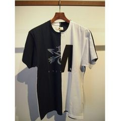 M×Burnout Tシャツ S  新品 takuya∞着用 ウーバーワールド