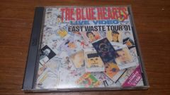 美品!THE BLUE HEARTSブルーハーツDVD「EAST WASTE TOUR,91」