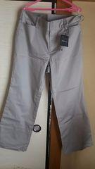 大きいサイズ☆新品未使用品タグ付きパンツ。ズボン。大きめ