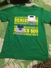 美品  UNIQLO プラレール Tシャツ 130