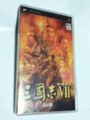 ● 三国志7 �Z 通常版 PSP ●送料無料