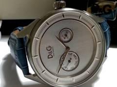 激レア 1スタ★ドルチェ&ガッバーナ/D&G 箱・購入証明付 腕時計