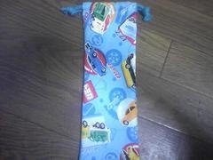ハンドメイド★トミカ★お箸袋★巾着袋★
