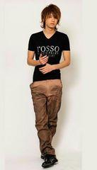 ROSSO by VICE FAIRY ヴァイスフェアリー 汚し加工ストレッチチノパンツ 新品