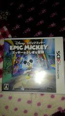 Nintendo 3DS  ディズニー エピック ミッキー ミッキーのふしぎな冒険
