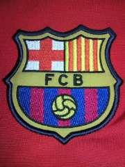 NIKE ナイキ サッカー スペイン FC バルセロナ ジャージ ジャケット レッド Lサイズ