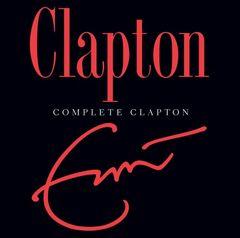 祝来日! エリッククラプトン キャリア完全網羅2枚組ベストアルバムサントリーBOSS CM曲