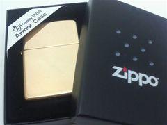 ☆ Zippo 169 Armor Heavy Gold ☆ ジッポー 新品