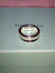 TIFFANY1837コレクションリング21号