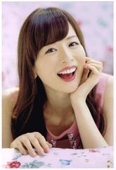 皆藤愛子 カレンダー購入特典写真1つ非売品