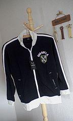 バッドボーイ長袖ジャケット/上着140ブラック