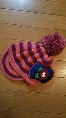 グラグラ  帽子  キャスケット