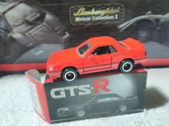 ガリバー特注 スカイラインR31 GTS-R 赤