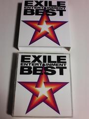 初回限定盤EXILE ENTERTAINMENT BEST■エグザイルエンターテインメントベストCD