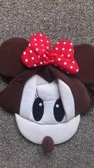 Disney/ミニーちゃん*メッシュキャップ