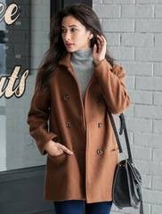 □fifth□ スタンドカラー コート
