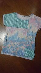カラフル?Tシャツ/L位
