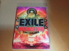 ●EXILE THE MONSTER LIVE エグザイル 2枚組DVD