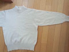ベージュ系セーター【Mサイズ】