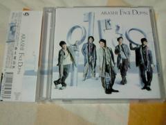 CD+DVD FACE DOWN 初回限定盤 嵐 ARASHI