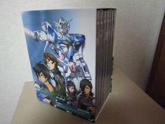 中古DVD「機動戦士ガンダムOO」1st全7巻初回仕様