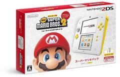即決☆新発売 ニンテンドー2DS スーパーマリオパック 送料無料