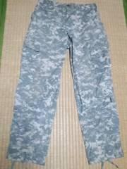 米軍 ACU迷彩パンツ
