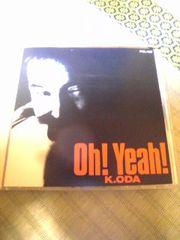 CD:小田和正 Oh!Yeah! 帯無し