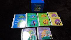ディズニーワールドオブイングリッシュWorld of English Sing Along!CD10枚