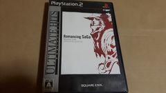 PS2☆ロマンシングサガ ミンストレルソング☆SQUARE ENIX。ロープレ。