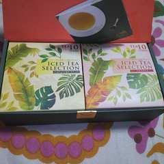 LUPICIA/ルピシアアイスティーセレクション フレーバード&ノンカフェイン&ローカフェイン 20種類