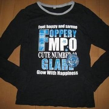 モバオクで買える「美品♪長袖Tシャツ★160cm」の画像です。価格は140円になります。