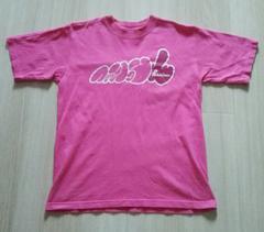 KICKTHECANCREW/キックザカンクルー☆KREVAファッションライブTシャツ♪定価5千円