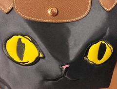 Longchamp/ロンシャン・ ミャオ 新品同様