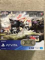 PlayStationVita ゴッドイーター2 フェンリルエディション
