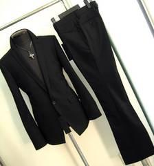 885■新品Lトルネードマートセットアップドレススーツ黒