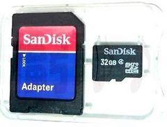 送料無料 Class4 microSDHC32GB(SanDiskマイクロSDHC32ギガ) サンディスク