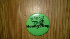 Hound Dog ハウンド・ドッグ 缶バッチ