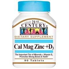 高品質 カルシウム マグネシウム 亜鉛+D3 90日分 健康 ビタミン サプリメント